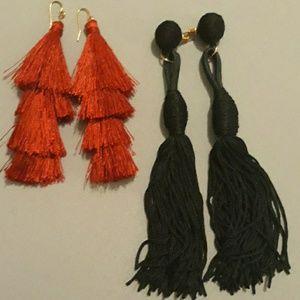 Tasseled Earring Bundle
